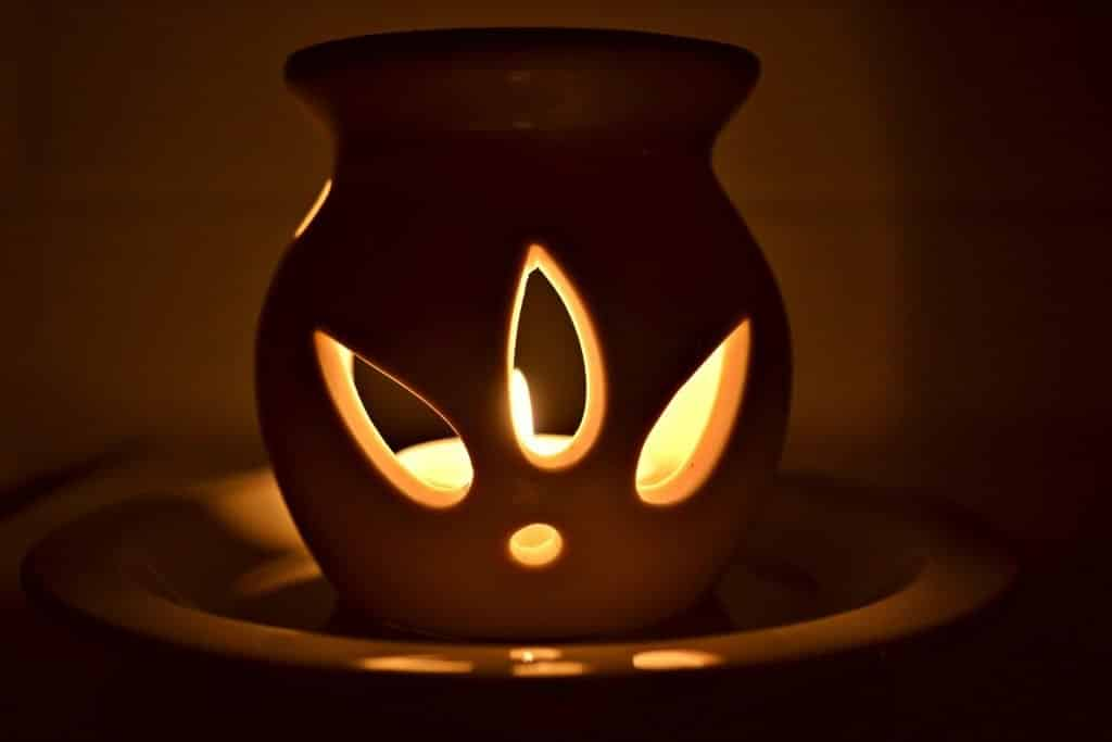 essential oils burner diffuser