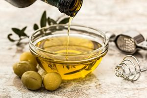 olive oil fat nutrient