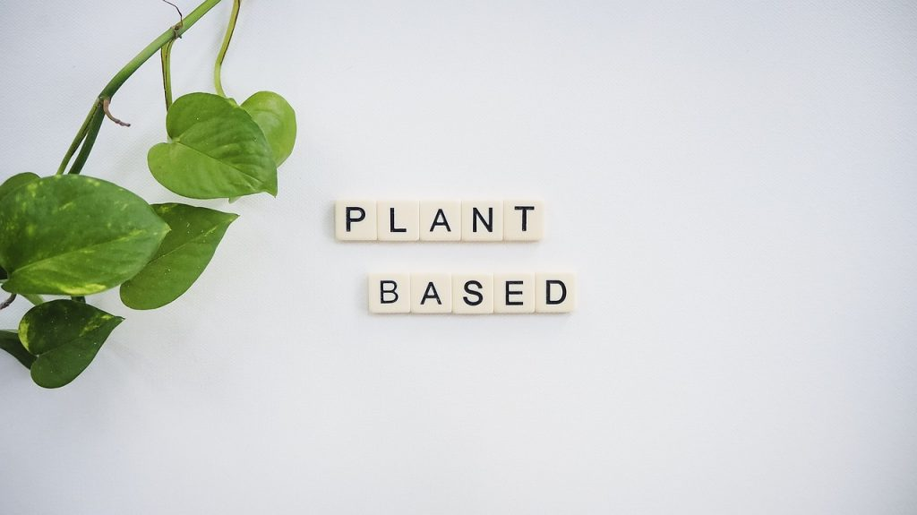 sustainable living plant-based