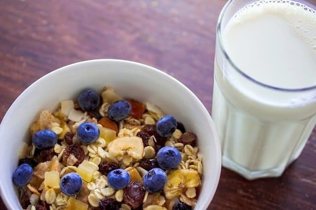 muesli good sugars lose weight and keep it off