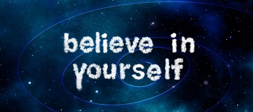 daily habits sign believe in yourself