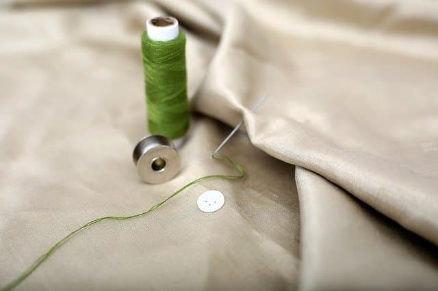 how to go zero-waste in college sewing