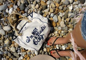 Say-no-to-plastic-waste-bag-on-beach