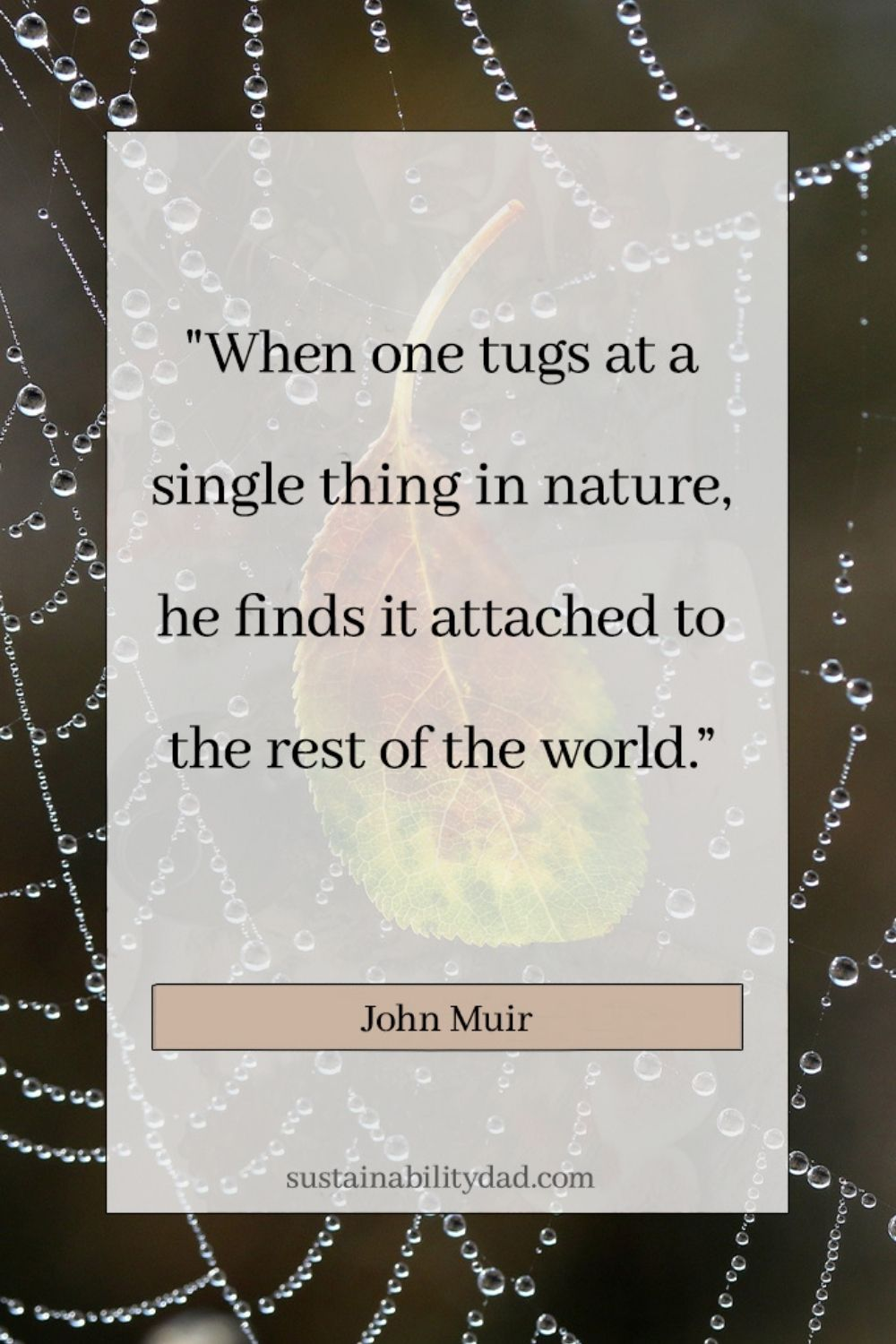 tugs-at-nature sustainability quote