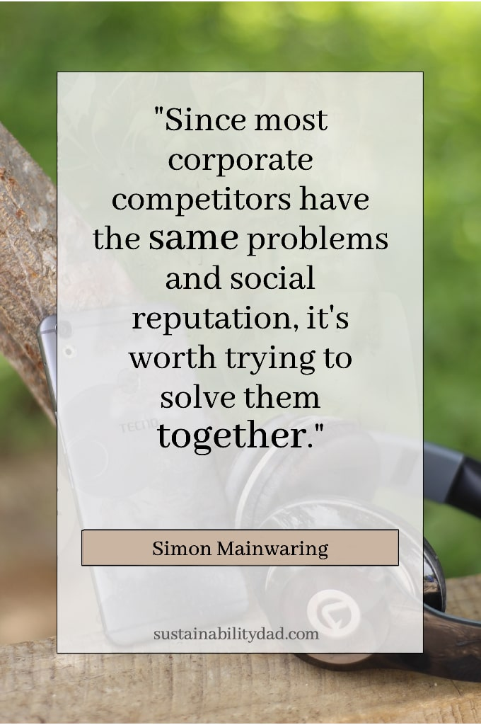 Business quotes- social problems and reputations