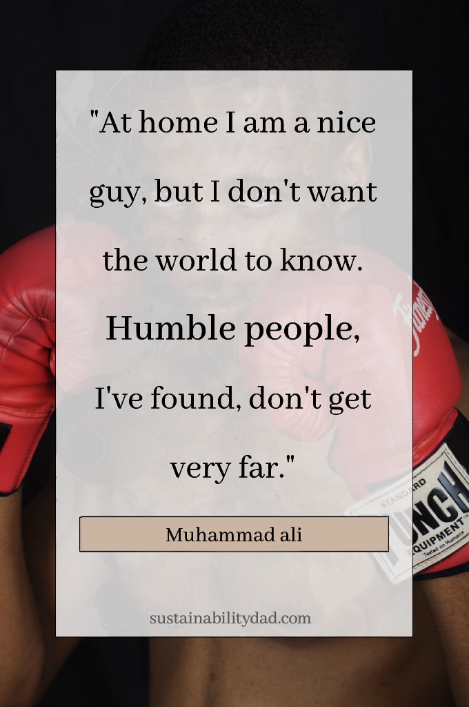 Funny but honest quotes - boxing.