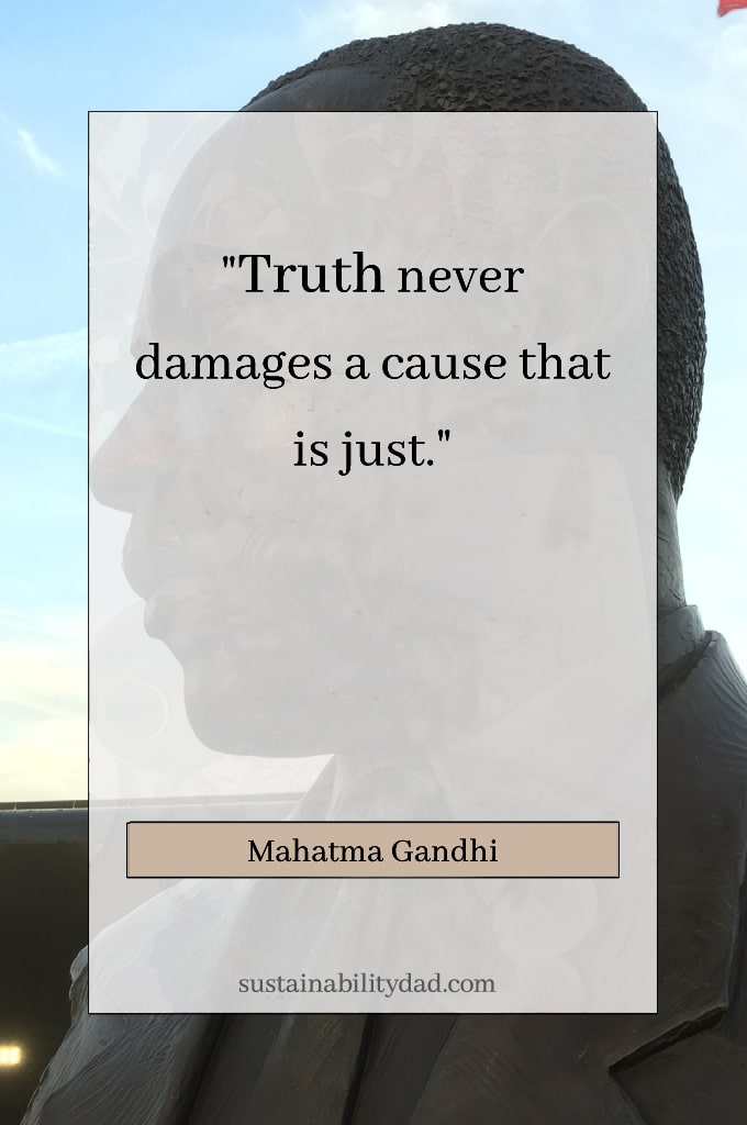 Truth honesty character quotes - just cause