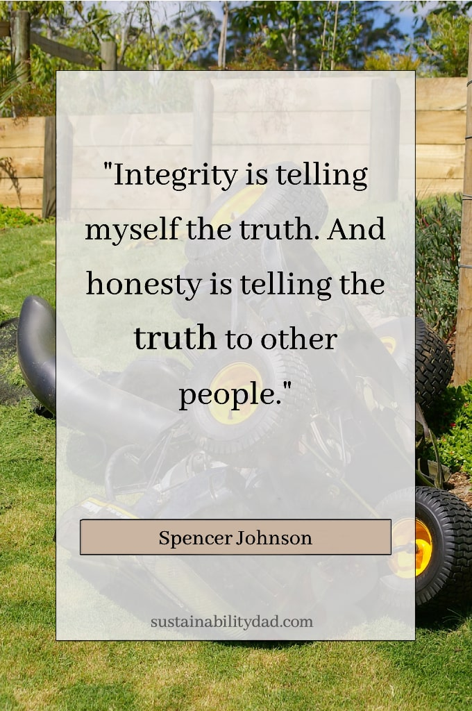 Truth honesty integrity and character quotes- truth