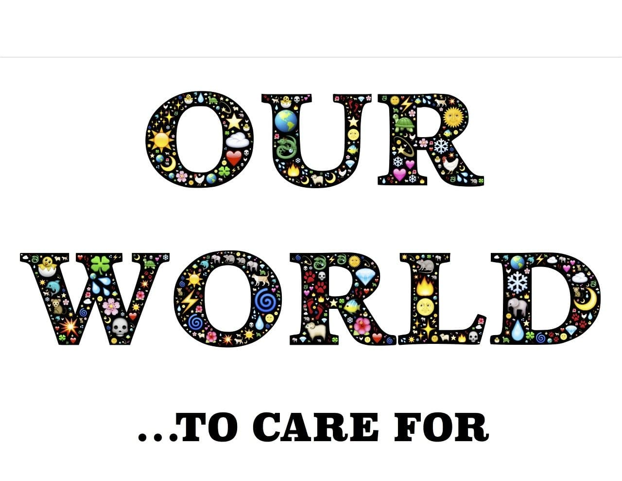 One World To Care For -sustainability Quotes