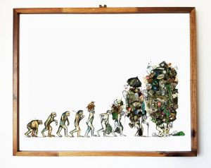 funny-environmental-quotes-mans-evolution-print
